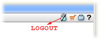 Help :: Logout Sectoin